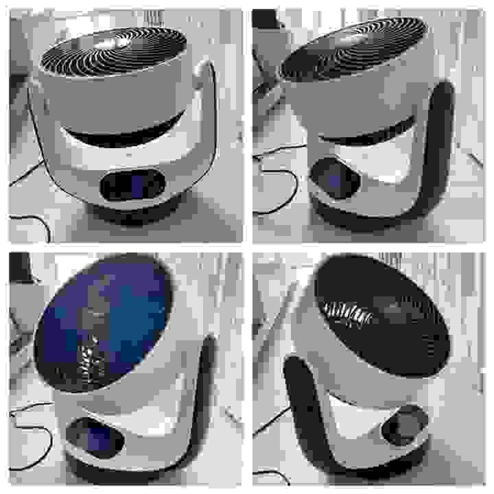 REINA 공기순환 3D 리모컨 서큘레이터 RF-R0810  리뷰 후기