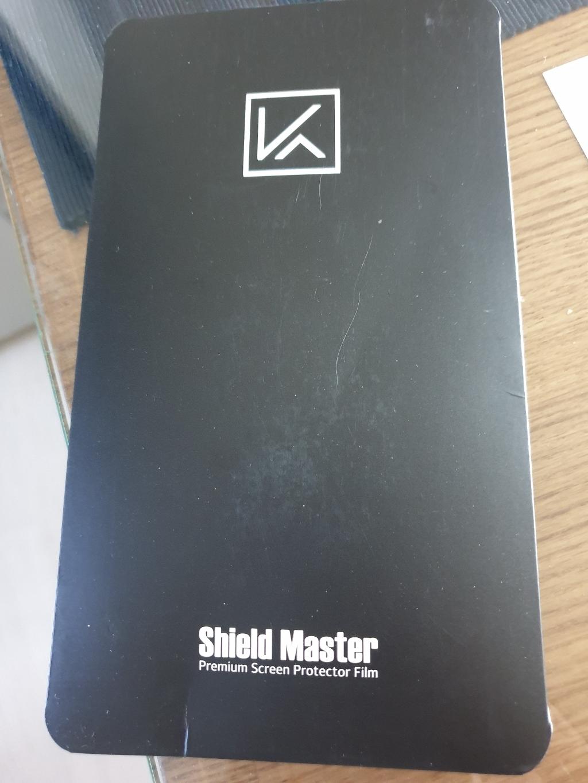 케이안 애플워치4 44mm 전용 쉴드마스터 액정보호필름 풀커버 전면 3p + 후면 심박센서 3p  리뷰 후기
