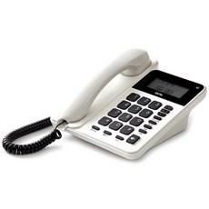 GNTEL 유선전화기 GS-492C, GS-492C(화이트)