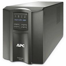 APC 무정전 전원장치 커넥티드 Smart UPS 1000VA 700W SMT1000IC