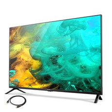 프리즘 Full HD TV 101.6cm PT400FD + HDMI 케이블