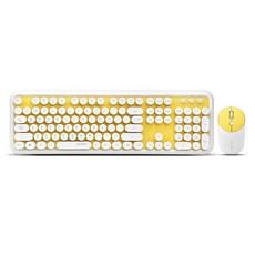 아이리버 버블 시리즈 키보드 IR-WMK10, Yellow