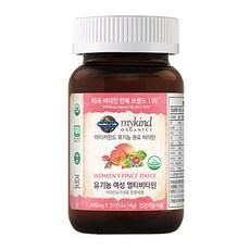 마이카인드 유기농 여성 멀티비타민