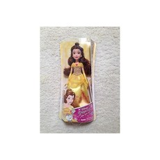 "189073 / New 디즈니 Hasbro Princess Belle Beauty & Beast 12"" Shimmer 인형(한정판 Supply)"