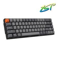 키크론 K6 블루투스 무선 기계식키보드 취향선택 국내공식런칭 맥 애플 안드로이드 무선키보드, 키크론 K6 RGB 알루미늄 광갈축, 키보드종류와축선택