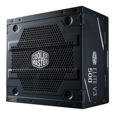 쿨러마스터 ELITE V3 230V 500W PC파워 MPW-5001-ACABN1