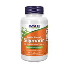 나우푸드 실리마린 밀크 시슬 추출물 300mg 100개입 식물성 캡슐