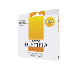 OLYMPIA 하이퀄리티 통기타줄 3p, HQA-1152, 노란색