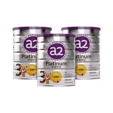 유한건강생활 뉴오리진 A2 에이투 플래티넘 분유 3단계X3개입