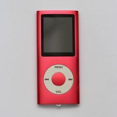 비아이티셀택 BIT-401B (16GB) 심플형 MP3, 레드