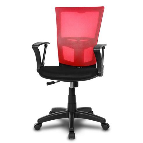 체어클럽 M1 기본형 블랙바디 메쉬 의자