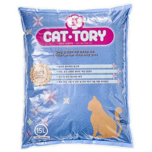 캣토리 응고형 고양이 모래 무향