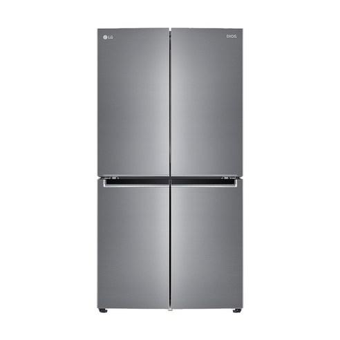 LG전자 디오스 상냉장 하냉동 냉장고 F873S11E 870L 방문설치