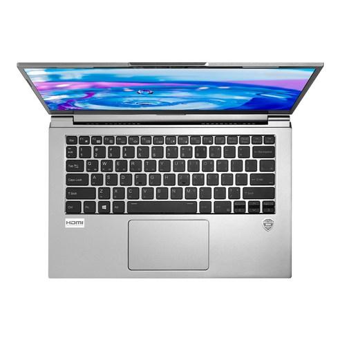 주연테크 올데이 슈퍼플라이 울트라 캐리북 Cool Gray 노트북 J7FC_5S (10세대 i5-10210U 35.56cm intel UHD Graphics)