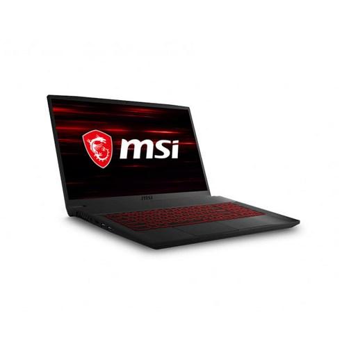 MSI EVOLVE 게이밍 노트북 GF75 Thin 10SCSR (i7-10750H 43.94cm GTX 1650 Ti)