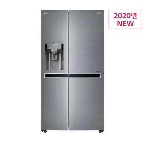 [LG] 20년형 DIOS 얼음정수기냉장고 J813S35E