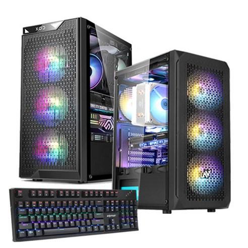 포유컴퓨터 MD추천 게임용에디션 인텔 AMD 조립컴퓨터PC
